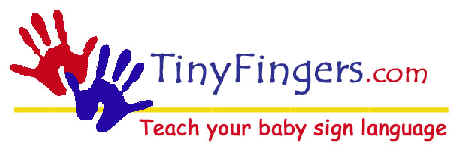 Tiny fingers baby sign language classes northern virginia and d c